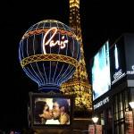 Paris?   -    Las Vegas?    -   Paris?