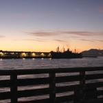 Abend wird´s im Hafen