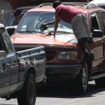 Wichtig in Mexiko: saubere Schuhe u sauberes Auto