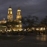 Sonntag-abend in Campeche